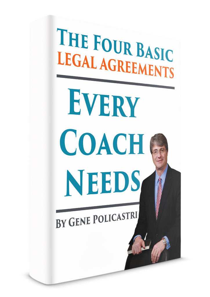 The Four Basic Legal Agreements Every Coach Needs