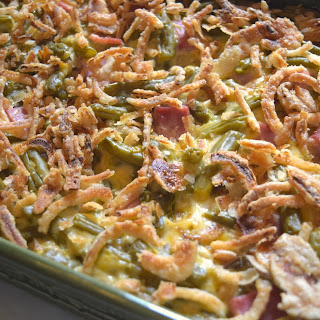 Ham Green Bean Casserole Recipes.