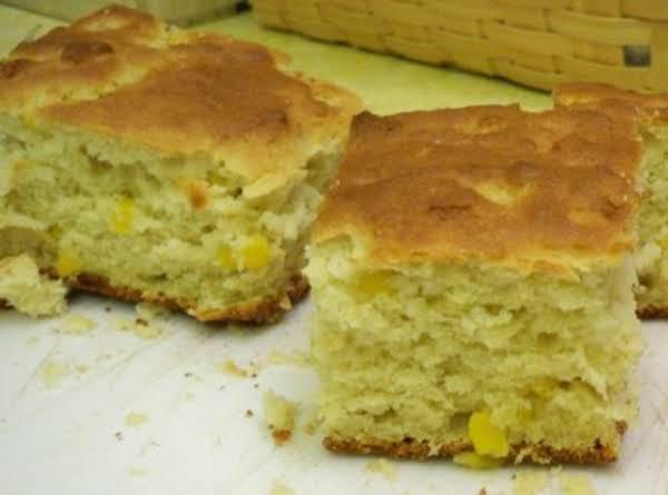 Masa Double Cornbread