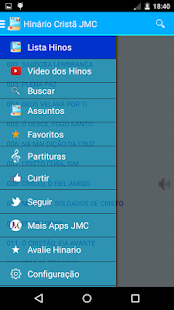 Hinário Cristã  JMC. - screenshot thumbnail