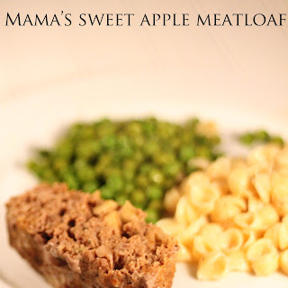 Mama's Sweet Apple Meatloaf