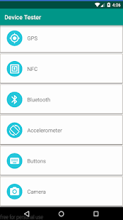 Android Device Tester- screenshot thumbnail