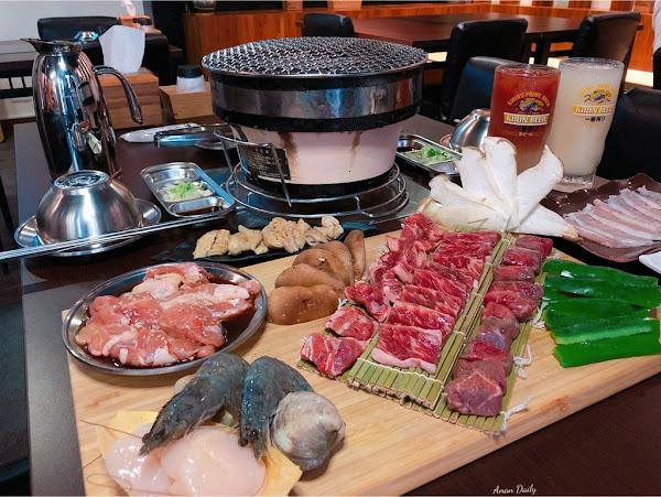 鴽匯炭火燒肉
