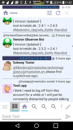 subway tooter screenshot 1