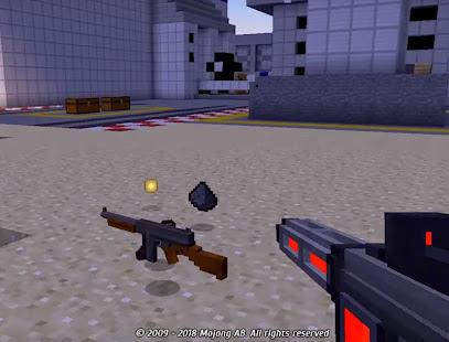 Waffen Mod Für Minecraft PE Apps Bei Google Play - Minecraft spiele mit waffen