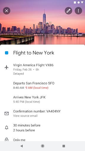 Google Calendar 6.0.2-213980666-release screenshots 3