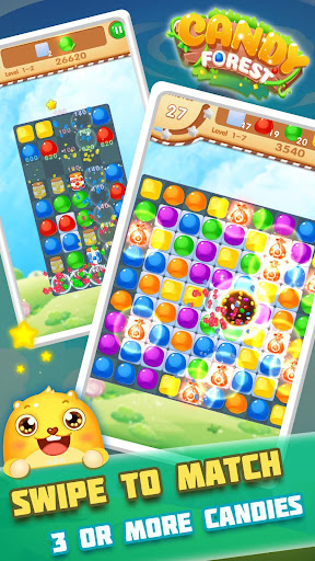 Candy Forest screenshot 1
