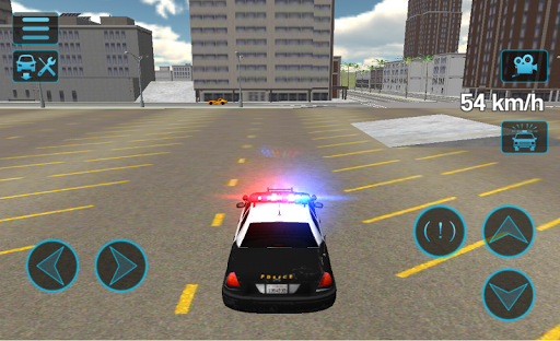 Fast Police Car Driving 3D 1.17 screenshots 5