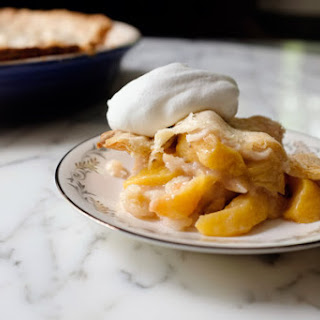 Kim Severson's Peach Cobbler