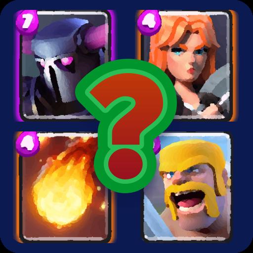 Угадай карту Clash Royale