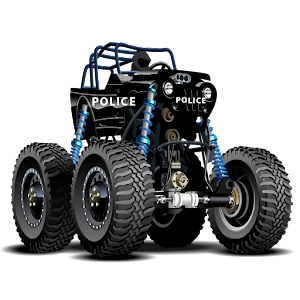 Police Monster Truck Games Android Apps On Google Play