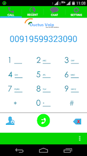 Ouctus VoIP Hybrid Dialer- screenshot thumbnail
