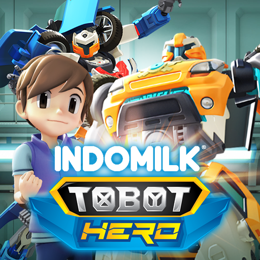 Indomilk Tobot Hero