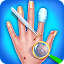 Hand Skin Doctor – Hospital Game Icon