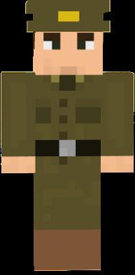 ww1 american commander