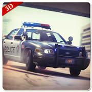 New Police Car Driving 2018