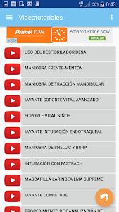 Urgencias Extrahospitalarias screenshot 5