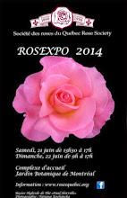 Photo: Poster Rosexpo 2014