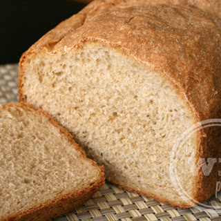 Simple Honey Whole Wheat Bread (Bread Machine Recipe).
