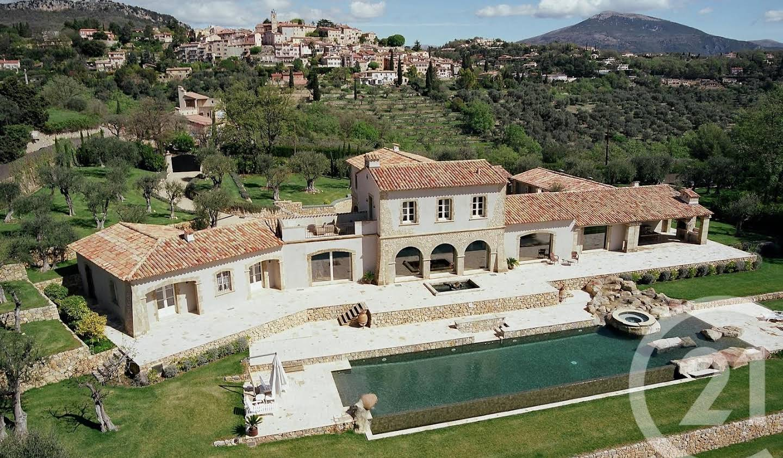 Villa Châteauneuf-Grasse
