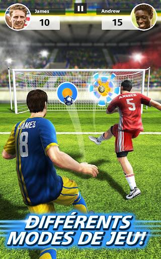Football Strike - Multiplayer Soccer  captures d'u00e9cran 9
