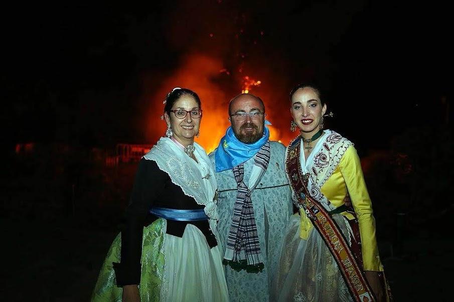 La Falla El Toro renueva a Jordi Palanca.