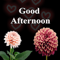 Good Afternoon Images Stickers GIF Wishes icon