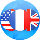 French English Dictionary + icon