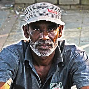 by Taeef Najib - People Portraits of Men