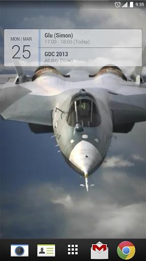 Military Plane Flight LiveWP