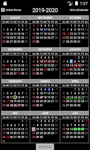 Wallet Calendar screenshots 8