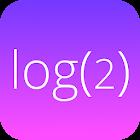 Calculadora de logaritmos icon