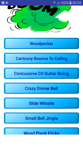 Cartoon Sounds (HD quality audio files) 3.0 screenshots 1
