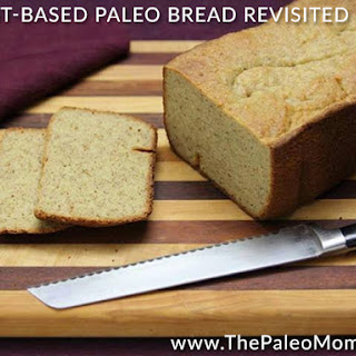 Yeast-Based Paleo Bread — Revisited Recipe