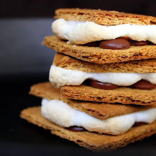 Ultimate Oven S'mores