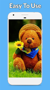 Teddy Bear Wallpapers Cute And Beautiful - náhled
