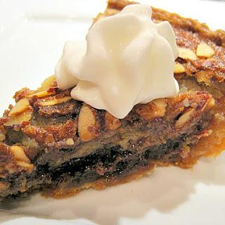 Almond Kentucky Derby Pie.