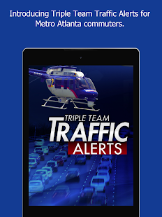 WSB Triple Team Traffic- screenshot thumbnail