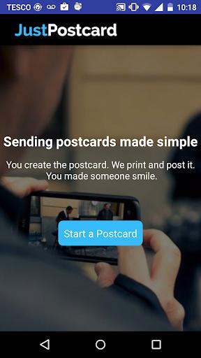 JustPostcard