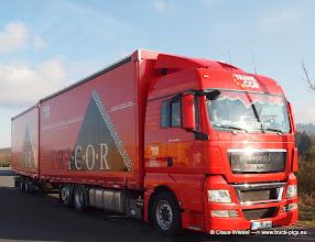 Photo: Super schöner TGX  ----> www.truck-pics.eu