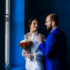 Wedding photographer Sergey Lesnikov (lesnik). Photo of 17.02.2016