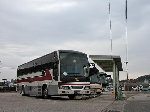 阪急バス「よさこい号」 2891 桟橋高知営業所にて_07