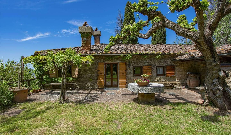 Villa avec jardin Arezzo