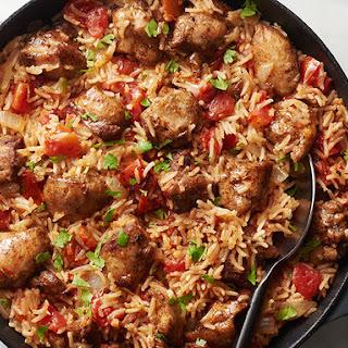 One-Pot Indian Butter Chicken.