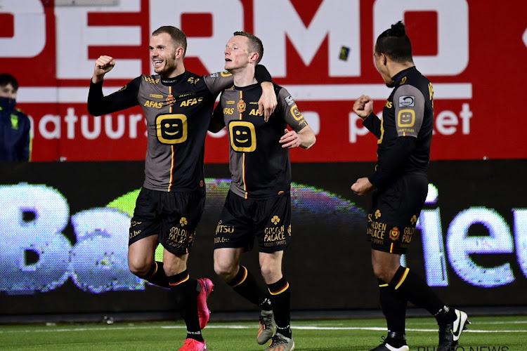 Schoofs verlost KV Mechelen richting zesde plaats, concurrentie onder druk