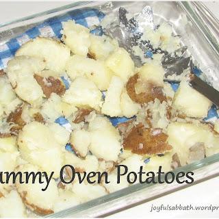 Yummy Oven Potatoes
