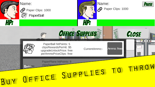 Office Tossing 1.4.7 APK MOD screenshots 2