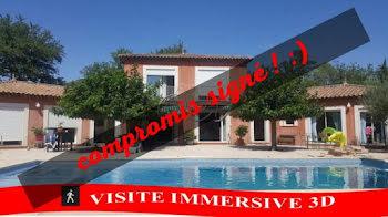 villa à La Roquebrussanne (83)