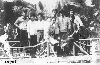 Photo: Tín, Bậu, H Nghĩa, Hoàng, Anh Dũng, Sáng, Hải, Lưu(CN 68-71)