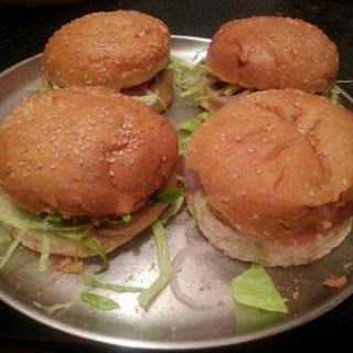 Veggie Burger Without Eggs Recipes.